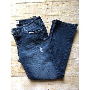 Aeropostale Cropped Jeans